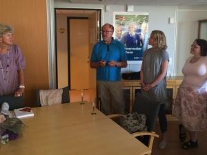 Bilde: Hovedforeleser ved Studiet Utdannings- og yrkesveiledning, Tom Tiller.